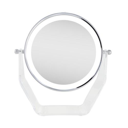 Zadro Next Generation Led Lighted Chrome Glass Magnifying