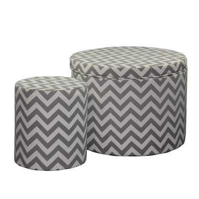 Peachy Ore International 17 35 In Tall Storage Ottoman With 1 Caraccident5 Cool Chair Designs And Ideas Caraccident5Info