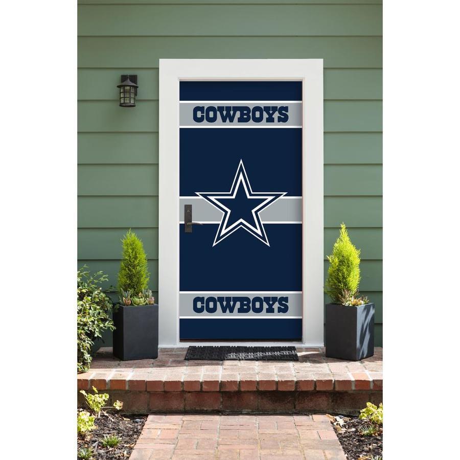 Dallas Cowboy shopping cart cover//high cover-handmade