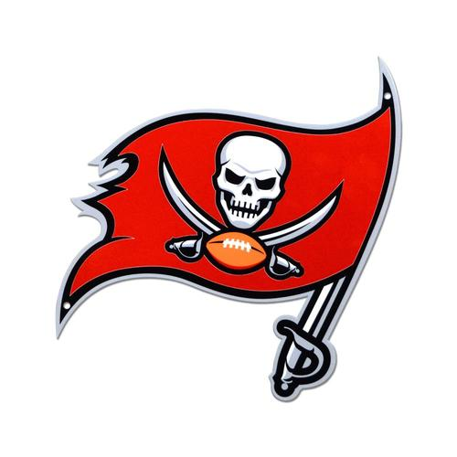 Authentic Street Signs Tampa Bay Buccaneers 24-in x 24-in ...