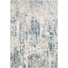 Safavieh Artifact Emilia 3 X 5 Gray Cream Abstract Bohemian Eclectic Throw Rug In The Rugs Department At Lowes Com