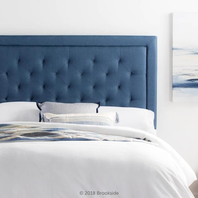 Blue Headboards At Lowes Com