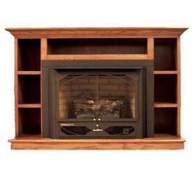 Wood Prestige Fireplace Mantels At Lowes