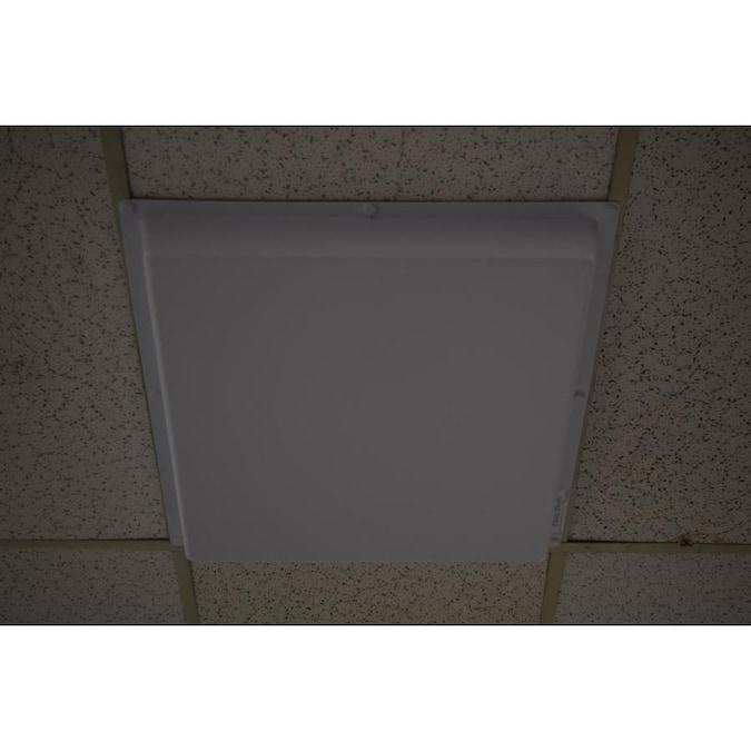 Elima-Draft ELMDFTCOMSLD3471 24-in x 24-in Plastic Ceiling ...