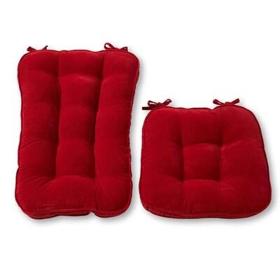 Fantastic Greendale Home Fashions Jumbo Rocking Chair Cushion Set Inzonedesignstudio Interior Chair Design Inzonedesignstudiocom