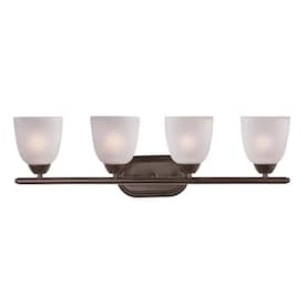 Axis Oil Rubbed Vanity Lights At Lowes