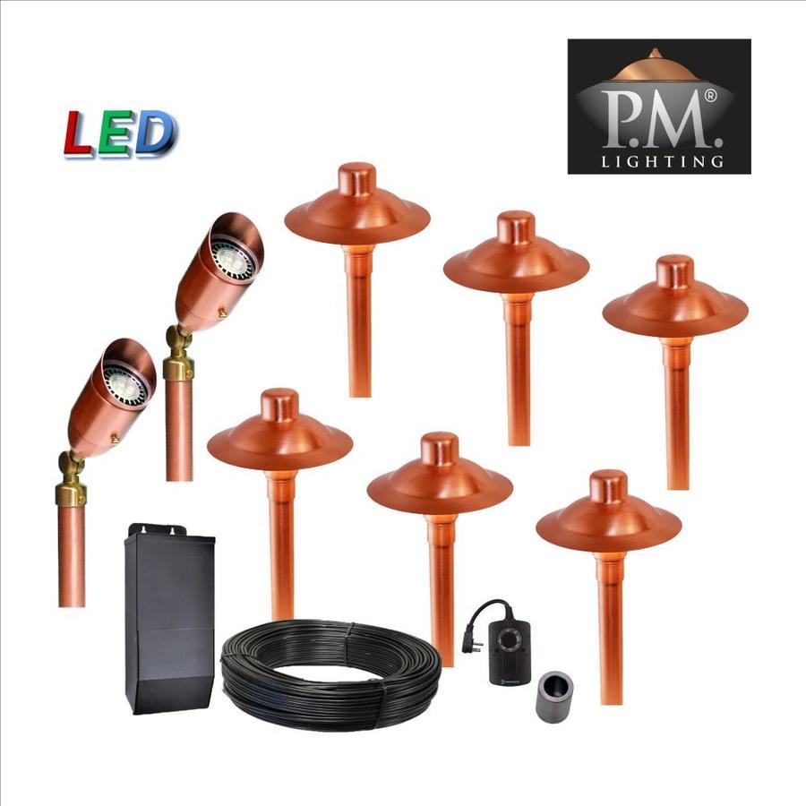 LED 3 Watt Low Voltage Landscape Lighting Pro Up Light Spot New