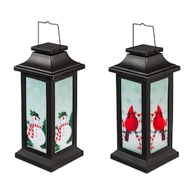 Outdoor Decorative Lanterns At Lowes Com
