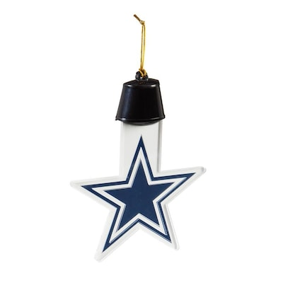 Dallas Cowboys Christmas Ornaments At Lowes Com