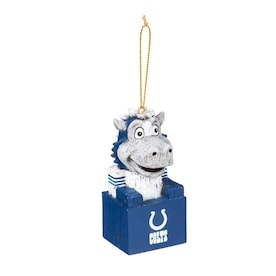 Indianapolis Colts Christmas Ornaments At Lowes Com
