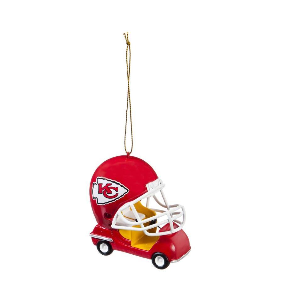 Team Sports America Kansas City Chiefs Vintage Field Cart Team Ornament