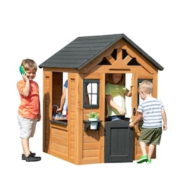 Wood Playhouses At Lowes
