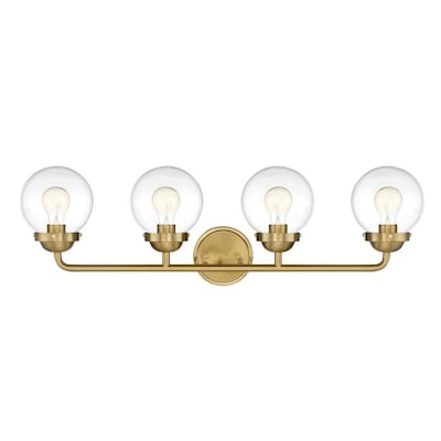 Gold Vanity Lights At Lowes Com