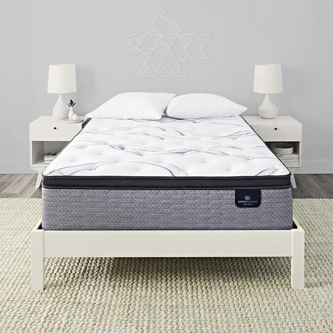 Serta Perfect Sleeper Trelleburg II Plush 14.25-in Soft ...