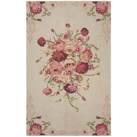 Clic Vintage Roses Indoor Rugs At