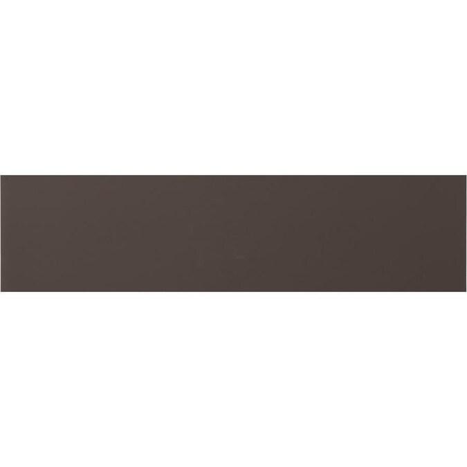 Crossville Modern Nostalgia 14 Pack Black Gloss 6 In X 24