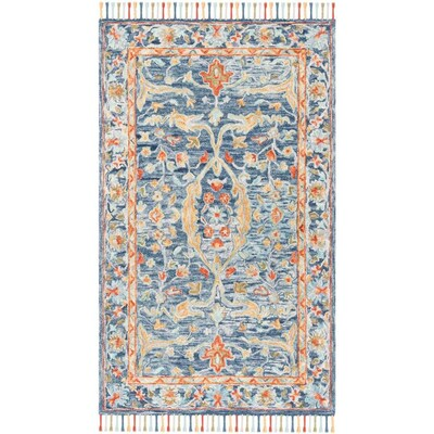 Safavieh Aspen Barrie Blue Rust Indoor