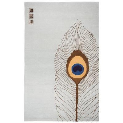 Safavieh Soho Peacock Gray/Brown Indoor