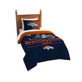 Denver Broncos Bedding Sets at Lowes.com