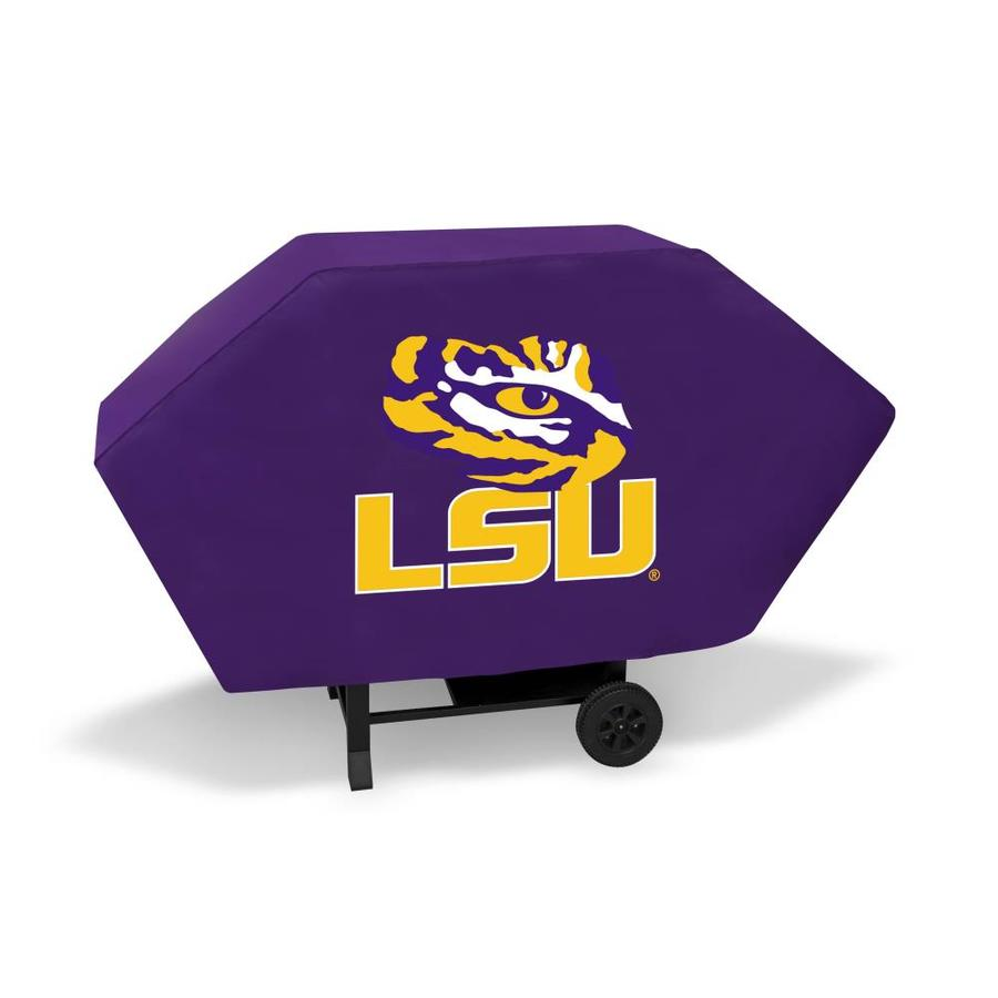NCAA Louisiana State Fightin Tigers 59-Inch Grill Cover