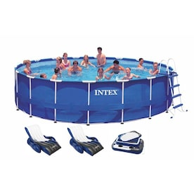 Above Ground Pools At Lowes Com