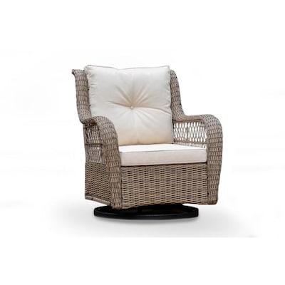 Astounding Tortuga Outdoor Rio Vista Woven Metal Swivel Glider Unemploymentrelief Wooden Chair Designs For Living Room Unemploymentrelieforg