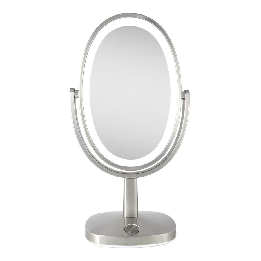 Light In The Makeup Mirrors