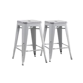 Admirable White Bar Stools At Lowes Com Dailytribune Chair Design For Home Dailytribuneorg
