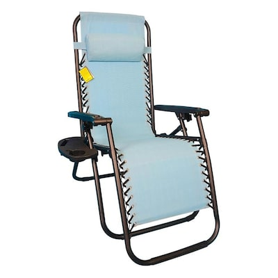 Admirable Backyard Expressions Metal Zero Gravity Chair S With Sling Dailytribune Chair Design For Home Dailytribuneorg