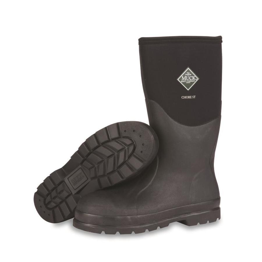11 Mens Steel Toe Work Boot