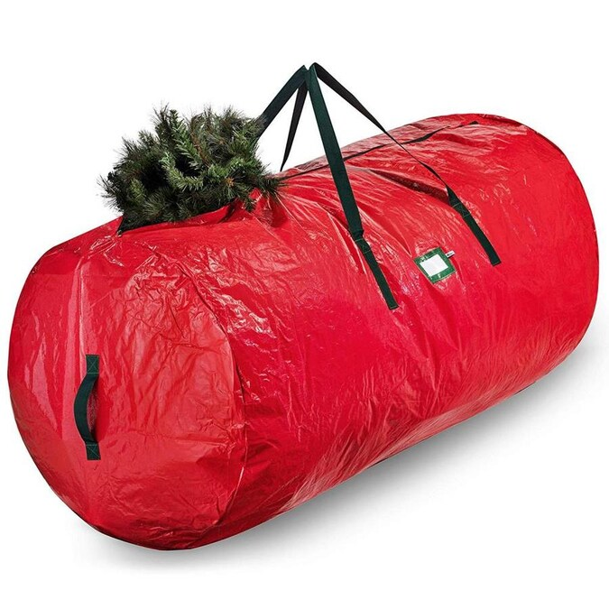 OSTO Large Tree Storage Bag 60x30x30Red in the Christmas ...
