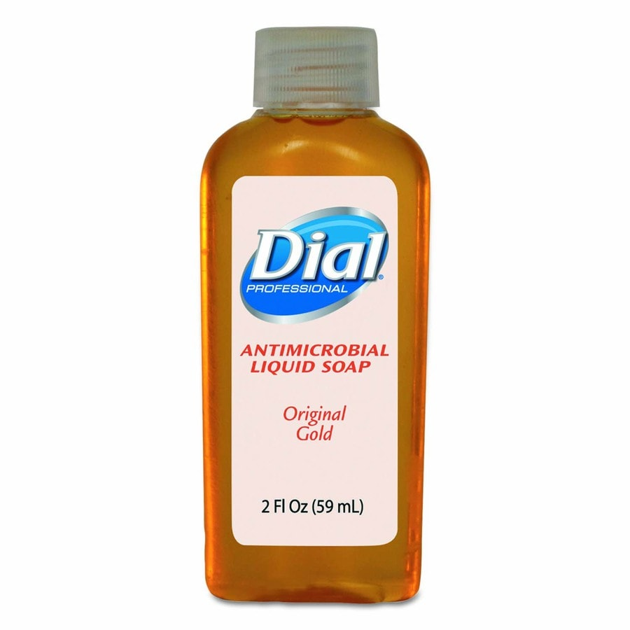 Dial 48-Pack 2-oz Antibacterial Floral Hand Soap
