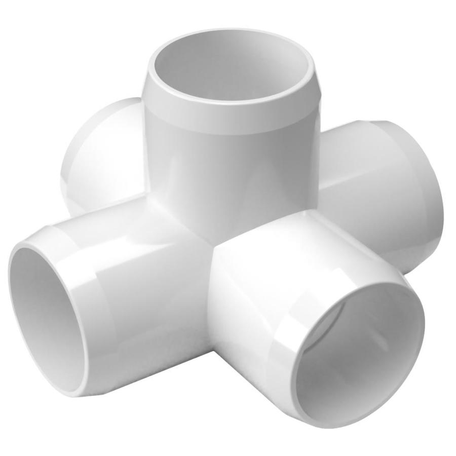 Malleable Iron Pipe Rail Fitting 2 Pack PRO-SAFE 4 Pack 3//4 Inch Pipe 90/° Side Outlet Elbow