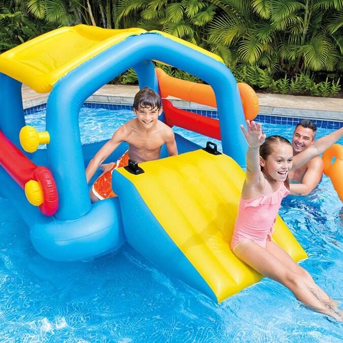 Intex Inflatable Island Pool Float