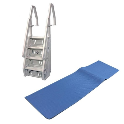 Swimline In Step Above Ground Swimming Pool Ladder and ...