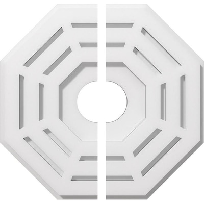 Pvc Ceiling Medallion At Lowes