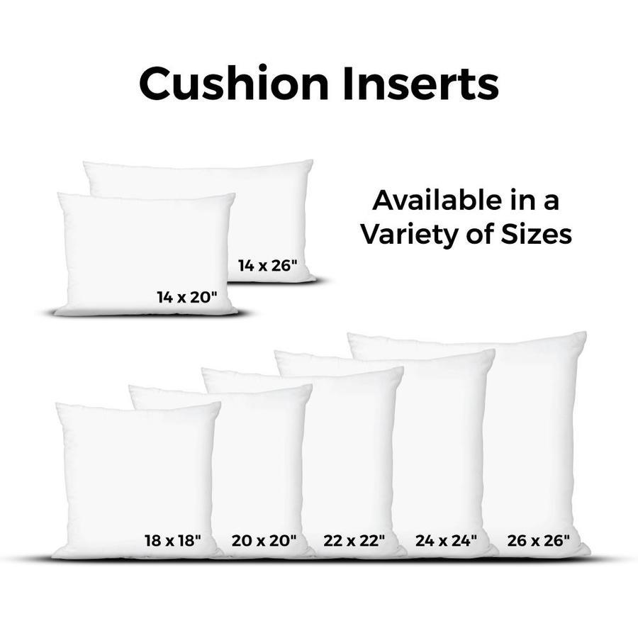 14x26-Inch Westex 601426 Feather Cushion Insert