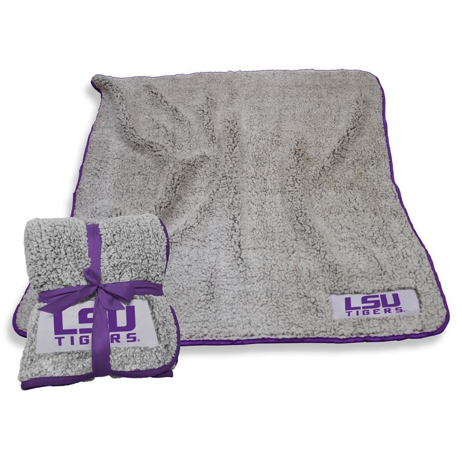 lap blanket LSU Tigers Minnesota Vikings Baltimore Ravens crochet chevron throw blanket yellow purple throw blanket