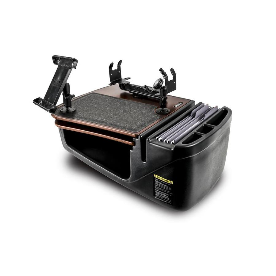 Printer Stand and iPad//Tablet Mount AutoExec AUE10085 Reach Front Seat Car Desk Urban Camouflage with with Built-in Power Inverter