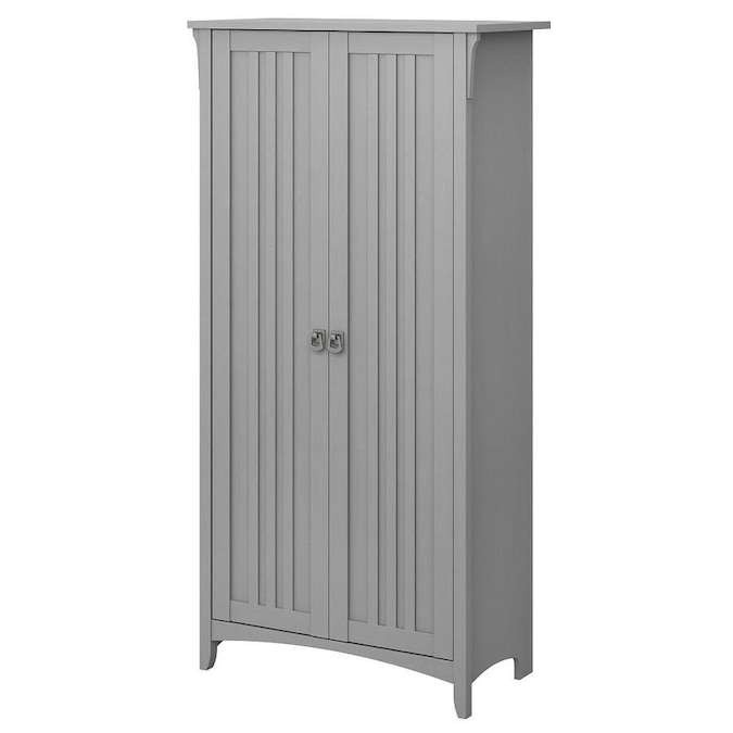 Free Standing Kitchen Cabinets Lowes Bush Furniture Salinas 31.5 in W Wood Composite Freestanding