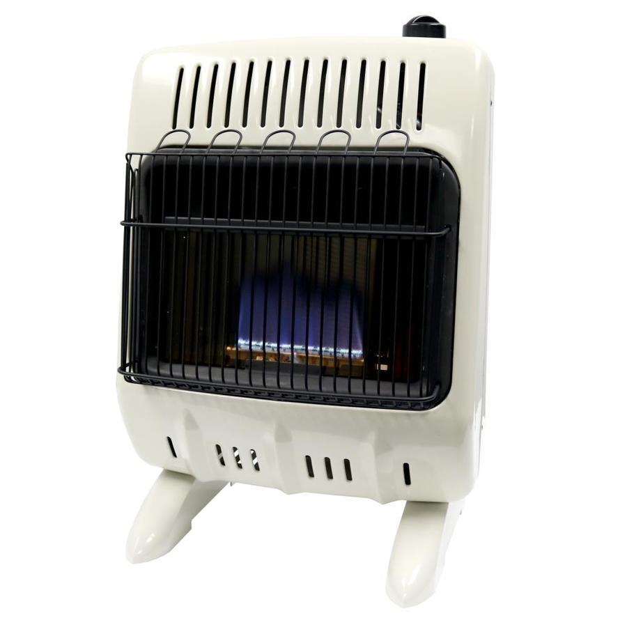 Remington 18000-BTU Natural Gas Vent-Free Infrared Heater REM-R180NM-F