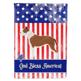 Caroline S Treasures 0 96 Ft W X 1 25 Ft H Dogs Garden Flag In The Decorative Banners Flags Department At Lowes Com