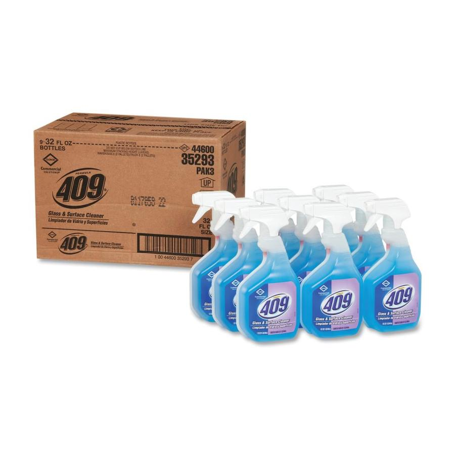 Formula 409 32 Fl Oz Glass Cleaner In The Glass Cleaners Department At Lowes Com