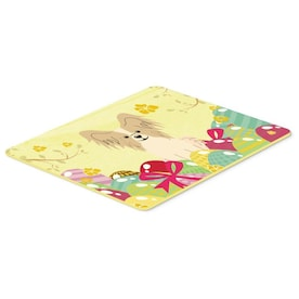 Caroline S Treasures Nun Pigeon Christmas Kitchen Or Bath Mat 20x30 In The Bathroom Rugs Mats Department At Lowes Com