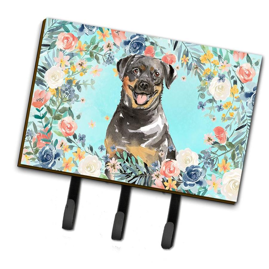 Rottweiler Dog Metal Key or Leash Hanger *NEW*