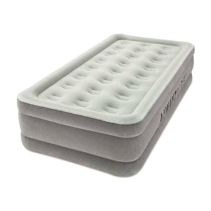 Bestway Alwayzaire Pvc Queen Air Mattress In The Air Mattresses Department At Lowes Com
