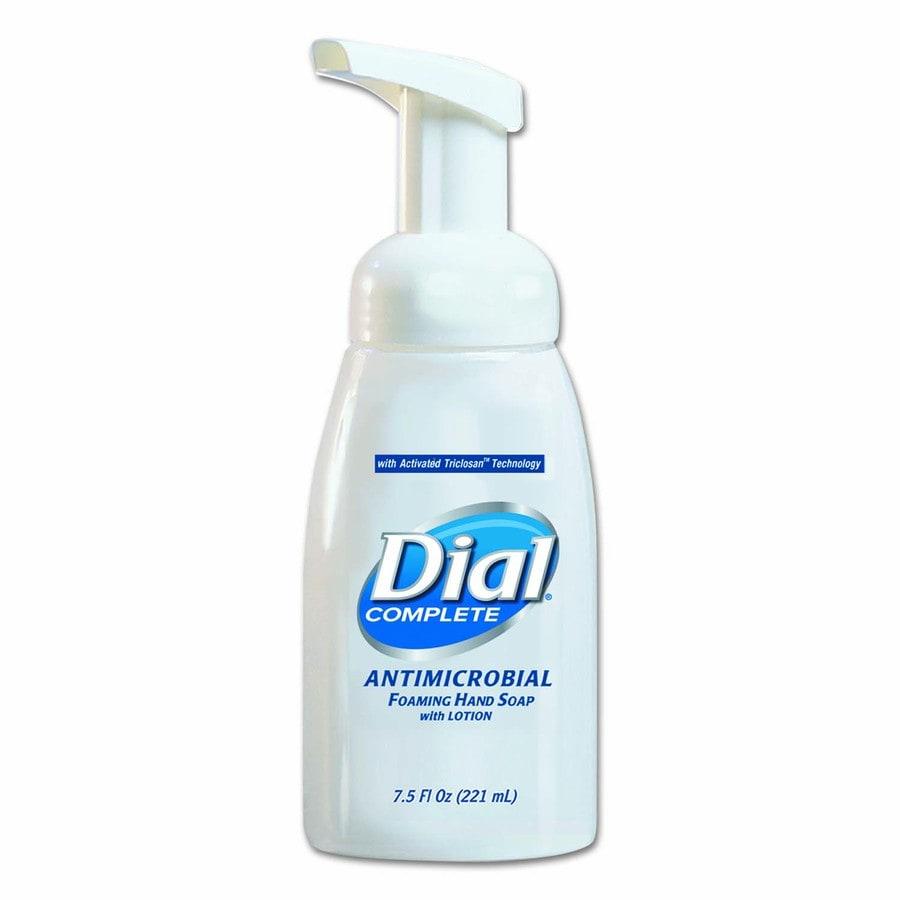 Dial 12-Pack 7.5-oz Antibacterial Foaming Original Hand Soap