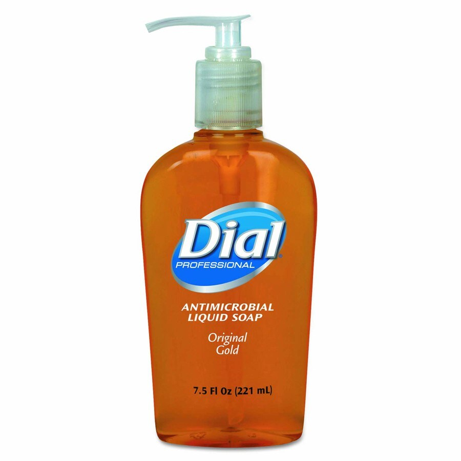 Dial 12-Pack 7.5-oz Antibacterial Floral Fragrance Hand Soap