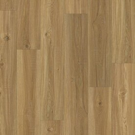 Shaw Grandioso Northern Oak 7 In X 48 In Waterproof Luxury Vinyl Plank Flooring 34 98 Sq Ft In The Vinyl Plank Department At Lowes Com