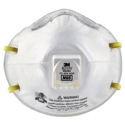 3m particulate respirator face mask n95